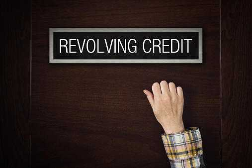 What is a revolving credit
